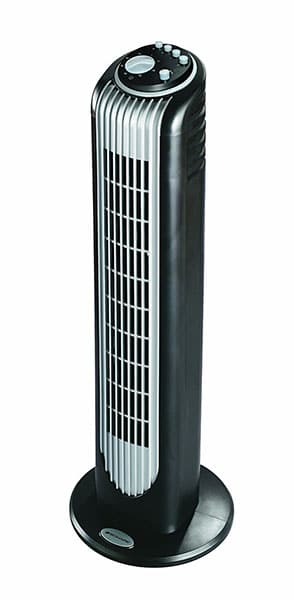 Bionaire Bt14bs Slim Air Circulating Tower Fan