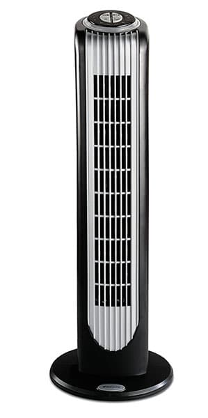 Bionaire Bt16rbs-in 40-watt Remote Control Tower Fan