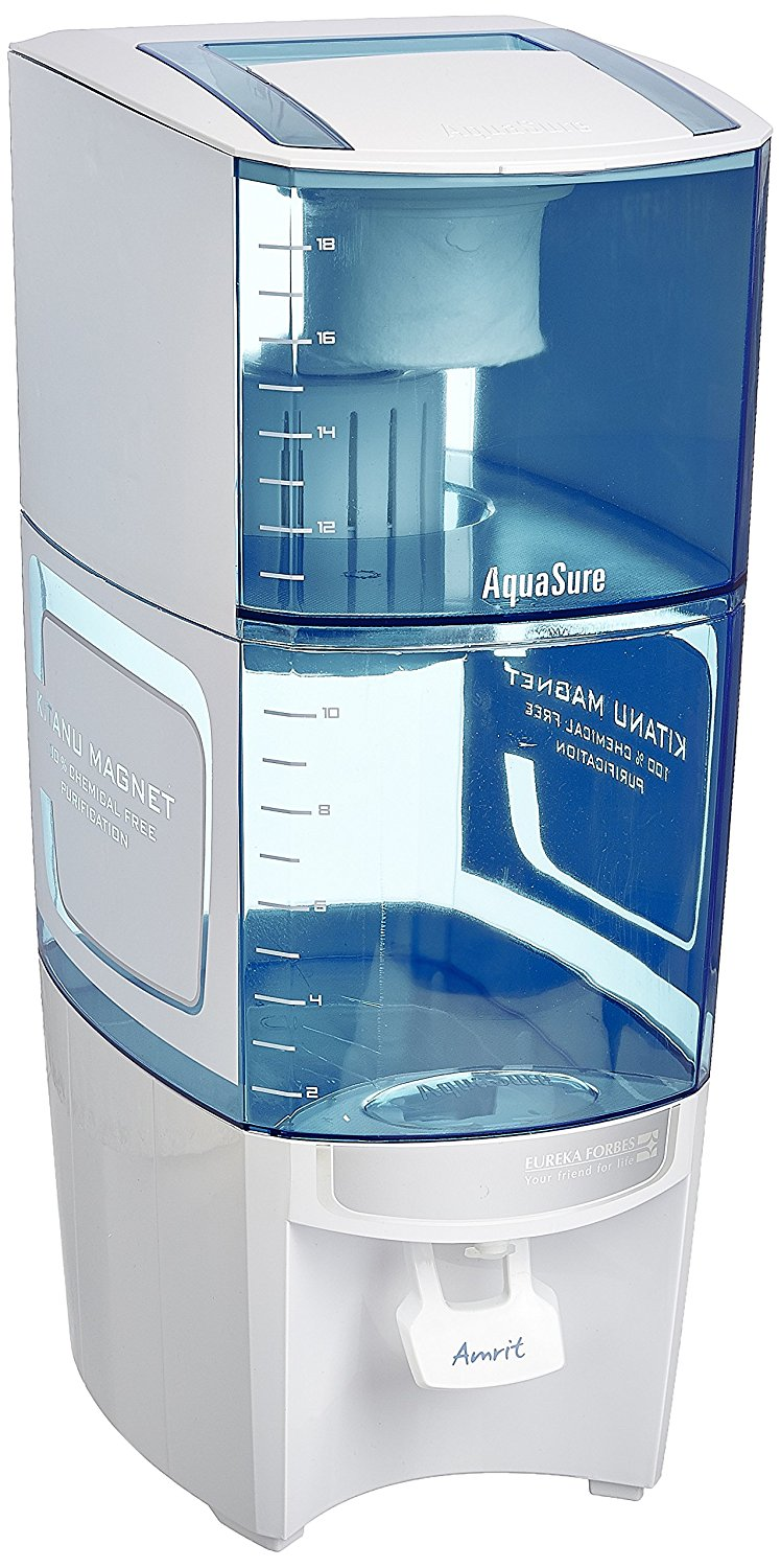 Eureka Forbes Aquasure Amrit 20-Litre Water Purifier