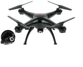 Syma X5SC 2.4G 4 Channel 6 Quadcopter with HD Camera Review