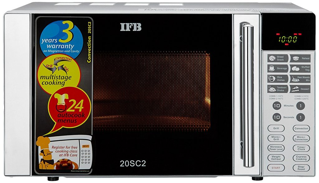 The Best 10 Microwave Ovens in India 2019 – Reviews & Buyer's Guide 1