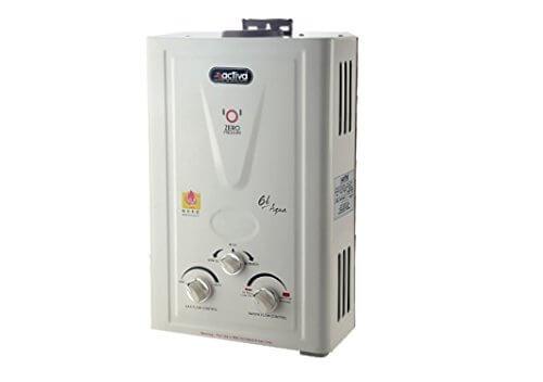 Activa Lpg Water Heater Aqua