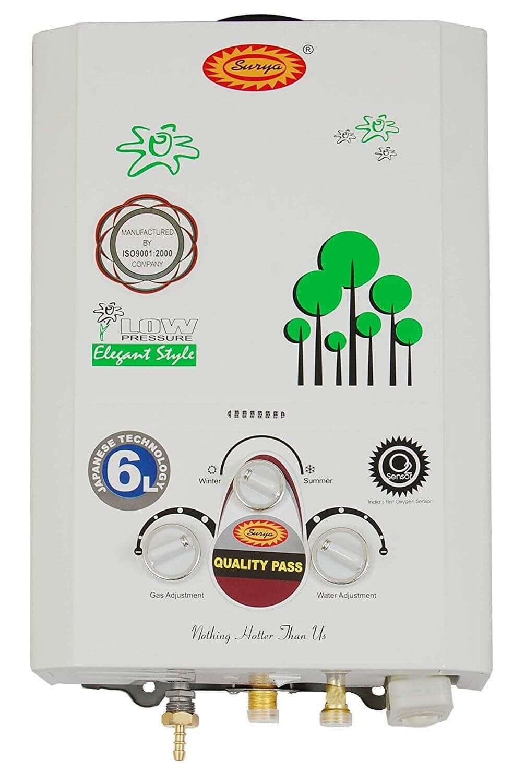 Surya Instant Gas Geyser