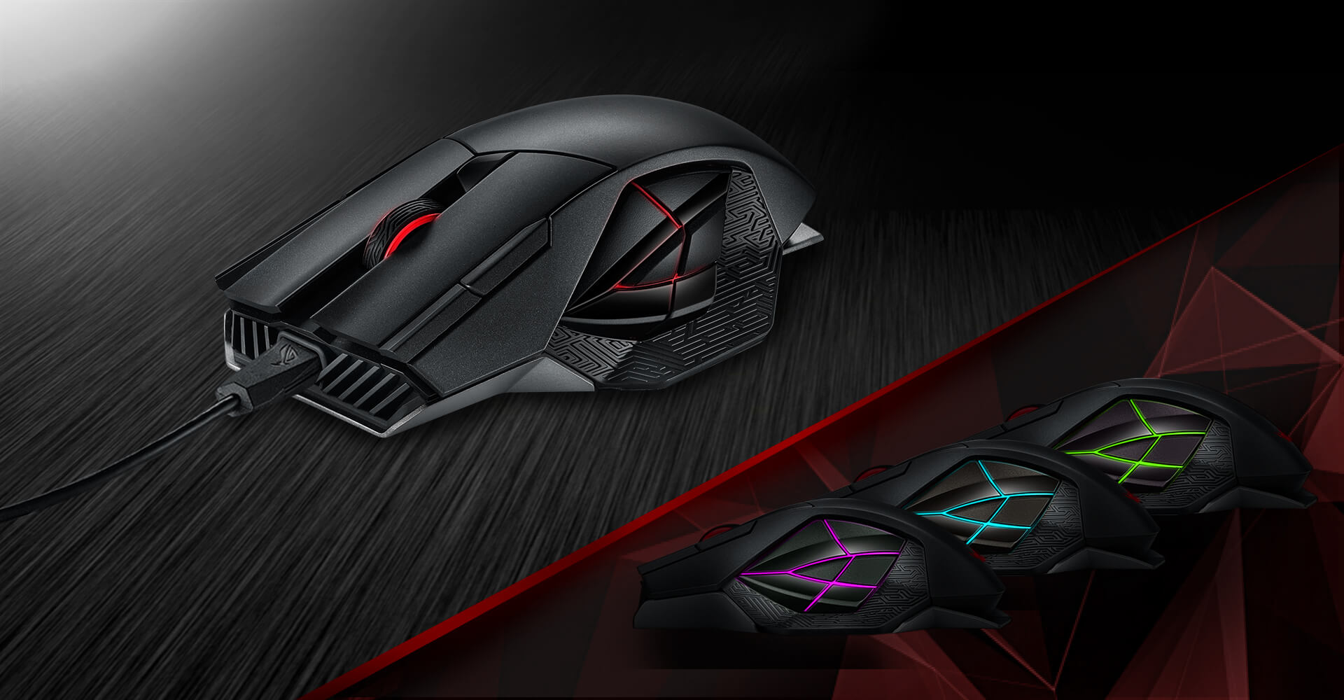 Asus-ROG-Spatha Best Gaming Mouse – Buyer's Guide