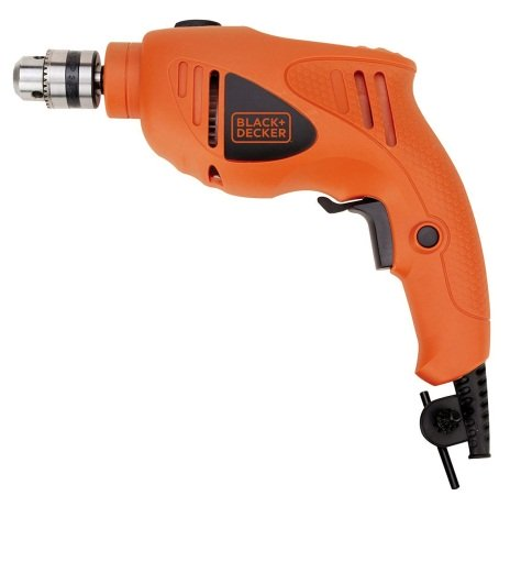 BLACK+DECKER HD455KA Impact Drill Kit