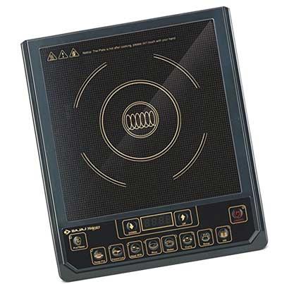 Bajaj Majesty ICX 3 1400-Watt Induction Cooker
