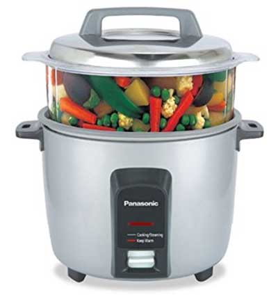 Panasonic-Sr-y18fhs-660-watt-Automatic-Electric-Cooker Top 10 Best Selling Electric Rice Cookers in India