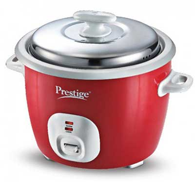 Prestige-Cute-Delight-Electric-Rice-Cooker Top 10 Best Selling Electric Rice Cookers in India
