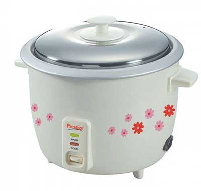 Prestige-Prwo-1.8-2-700-watt-Electric-Rice-Cooker Top 10 Best Selling Electric Rice Cookers in India