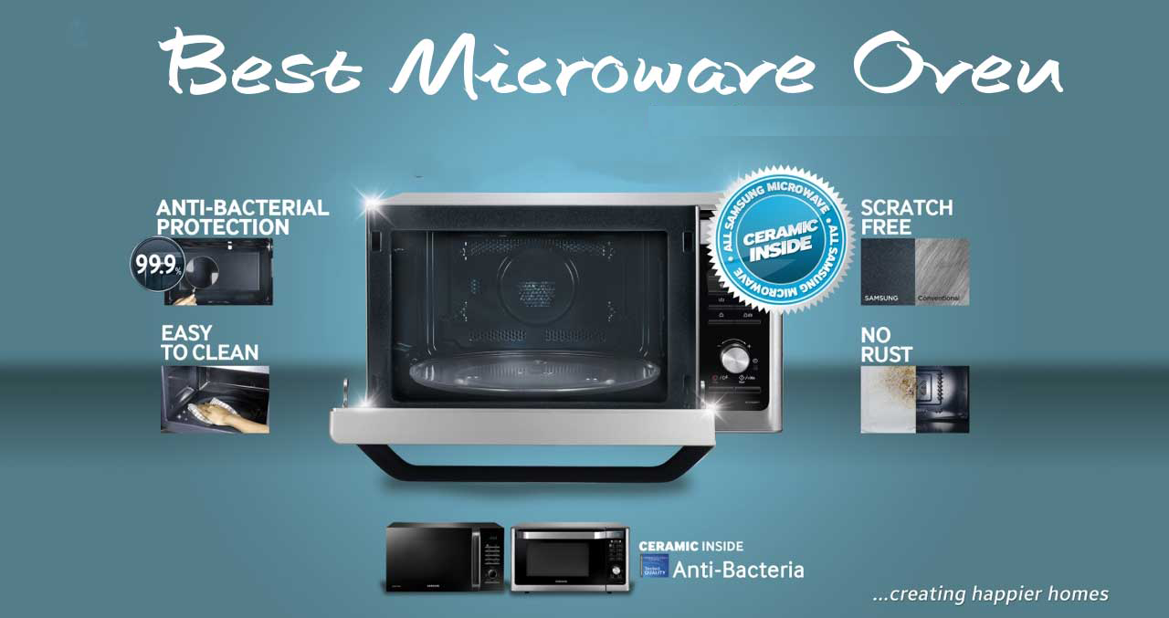Top 20 Best Microwave Ovens In India 2019