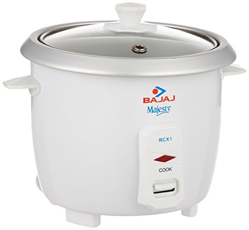 bajaj-majesty-rcx-1-mini-04-litre-multifunction-rice-cooker-white Top 10 Best Selling Electric Rice Cookers in India
