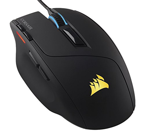 corsair-gaming-sabre-rgb-8200-dpi-laser-gaming-mouse-ch-9000112-na Best Gaming Mouse – Buyer's Guide