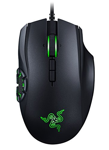 Razer Naga Hex V2 MOBA Gaming Mouse