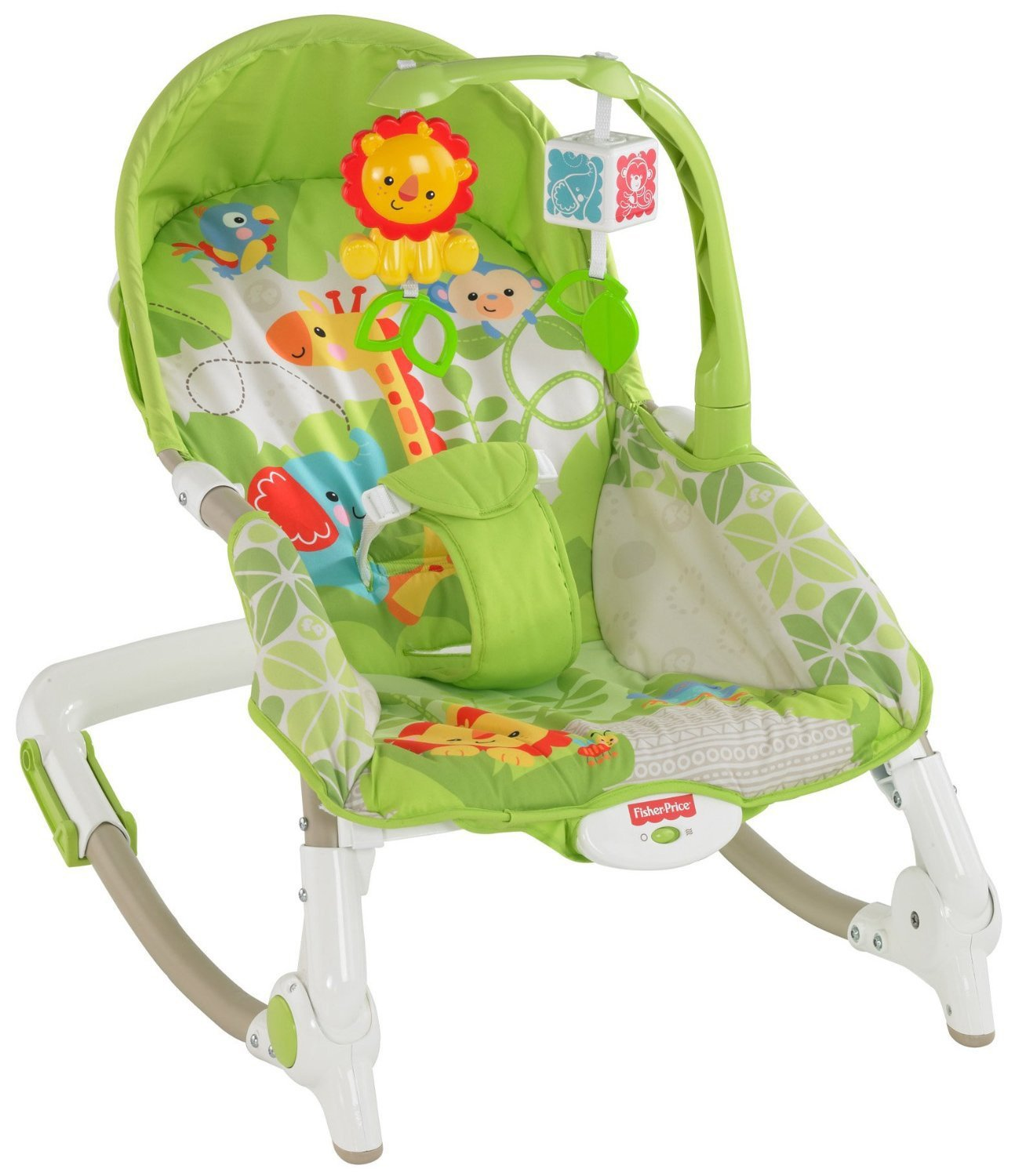Fisher-Price-Newborn-to-Toddler-Rocker The 10 Best Baby Rocking Chairs in India Reviews & Price List 2018