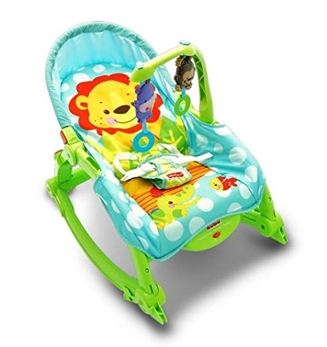 Rianz-Baby-Rocker The 10 Best Baby Rocking Chairs in India Reviews & Price List 2018