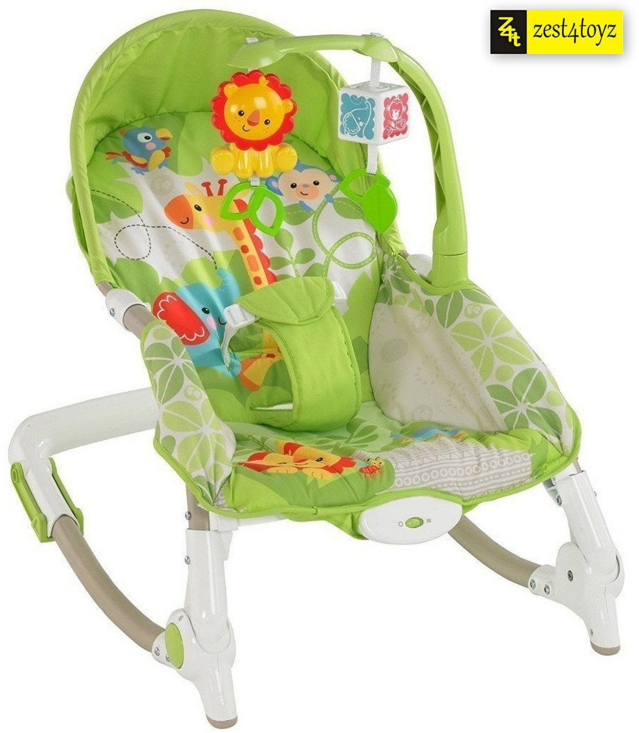 Zest-4-Toyz-Jouet-Portable-Rocker-Bouncer The 10 Best Baby Rocking Chairs in India Reviews & Price List 2018