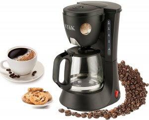 SToK® ST-DCM01 - 600 Watt Drip Coffee Maker