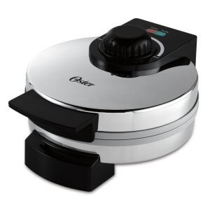 Oster CKSTWF1502-ECO DuraCeramic Belgian Waffle Maker