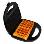 Libra 2 Slice 750W Waffle Maker