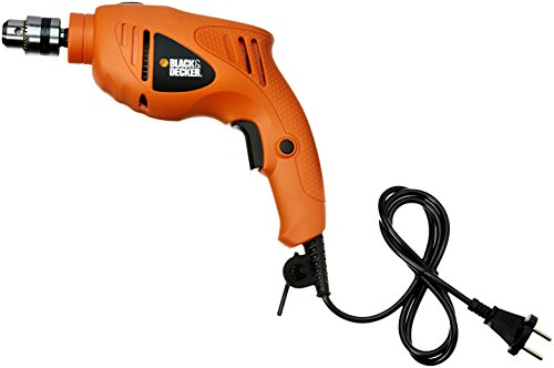 black-decker-hd400in-500-watt-10mm-hammer-drill TOP 10 Best Drilling Machines in India Reviews & Buyer's Guide