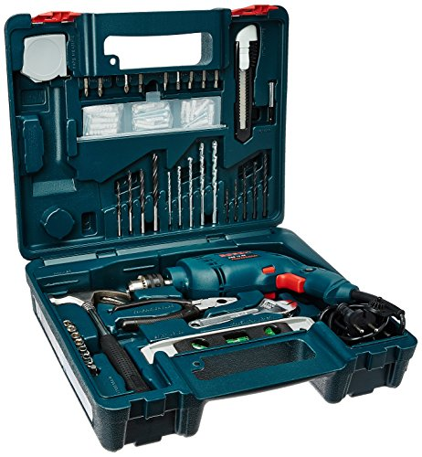 bosch-gsb-10-re-professional-tool-kit-blue-pack-of-100 TOP 10 Best Drilling Machines in India Reviews & Buyer's Guide