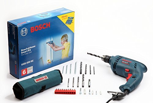 bosch-gsb-re-450-watt-kit-blue TOP 10 Best Drilling Machines in India Reviews & Buyer's Guide