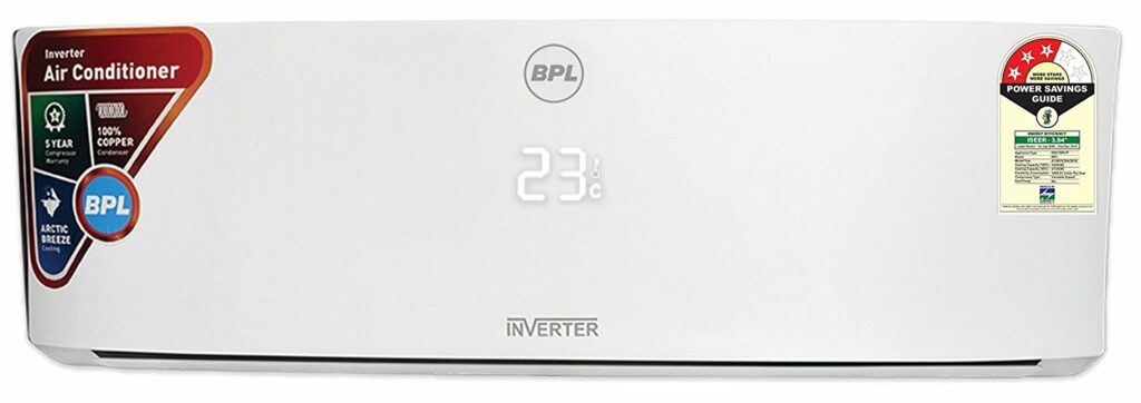 BPL 1.5 Ton 3 Star Split Air Conditioner