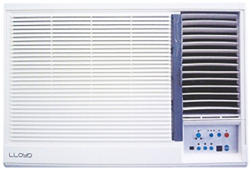Lloyd 1.5 Ton 3 Star Window AC (LW19A3N, White)