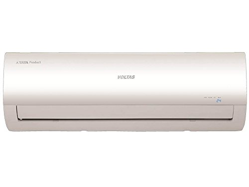 Voltas 1.5 Ton 3 Star Inverter Split AC (Copper, 183V CZT, White)