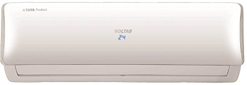 Voltas 1.5 Ton 3 Star Inverter Split AC (Copper, 183V DZU, White)
