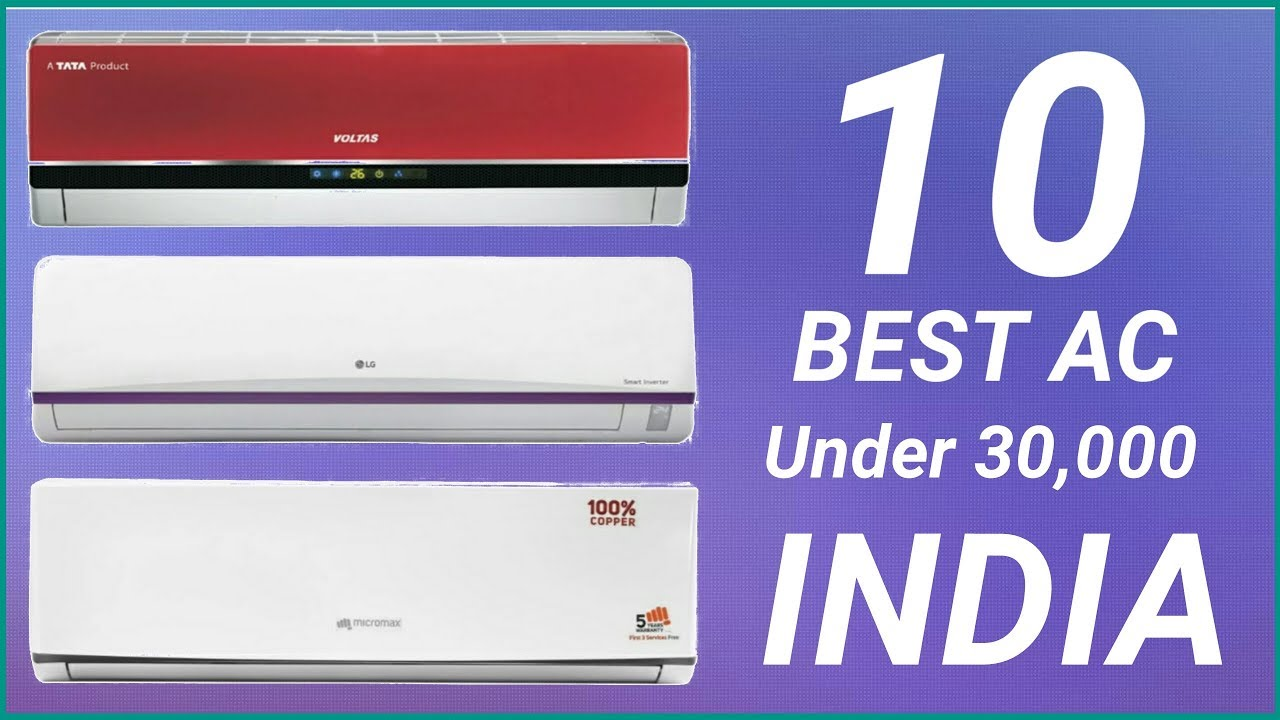 6c993157870 Top 10 Best 1.5 Ton Split AC Under 30