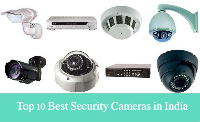 Top 10 Best Security Cameras In India Himantra Com