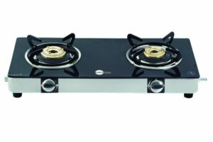 BlackPearl-Glass-2-Burner-Manual-Gas-Stove