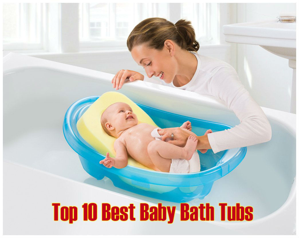Top 10 Best Baby Bath Tubs in India 2018