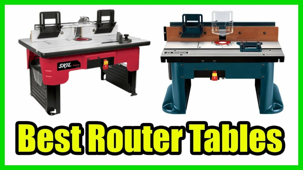 Top 10 Best Router Tables Reviews Ing Guide
