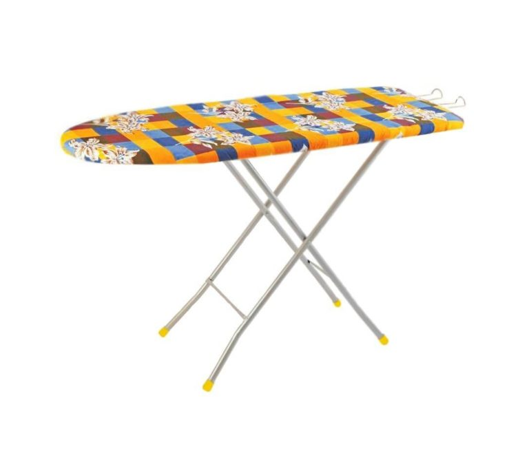 Flipzon Self Standing Ironing Board Multi Color
