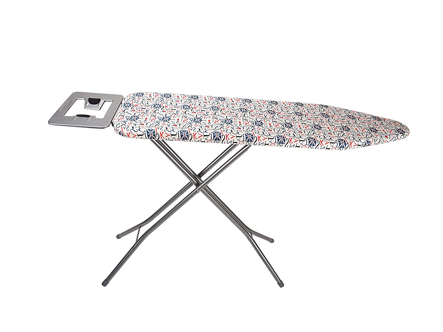 Paffy Ironing Board with Iron Holder