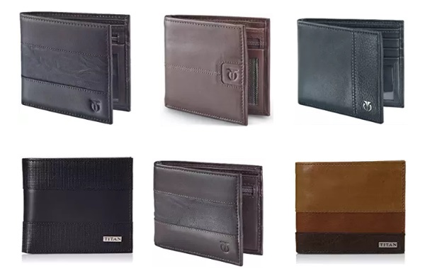 Titan Wallets