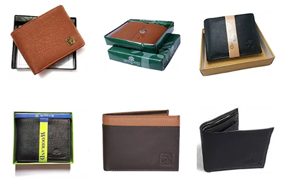 Woodland Wallets