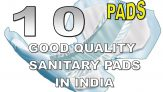 Top 10 Best Quality Sanitary Pads In India – Have A Safe Period!