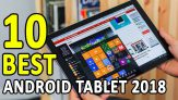 The 10 Best Tablets You Can Buy in 2018